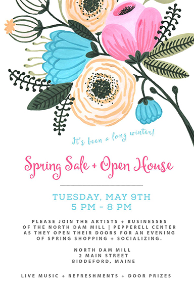 Spring Sale at PMC